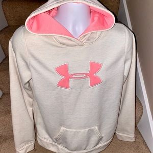 *Under Armour Loose* youth girls hoodie sweatshirt